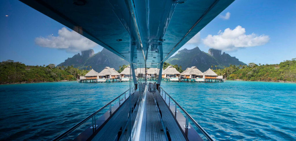 Oceania & South Pacific Yacht Charter