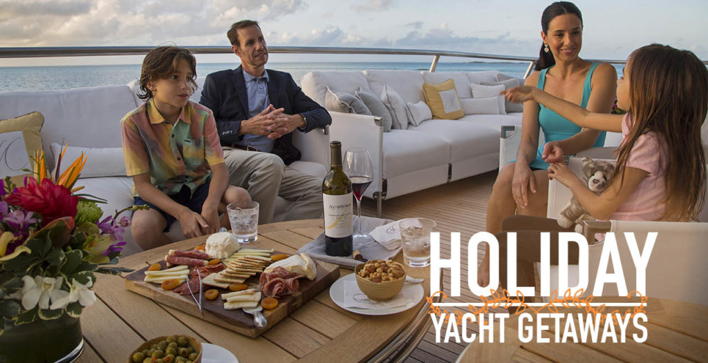 Still Available! Holiday Yacht Vacations