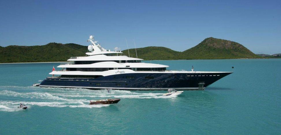 AMARYLLIS-Yacht for sale- Abeking