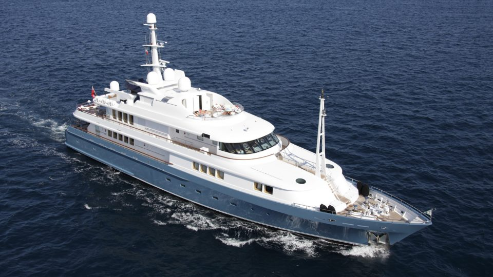 Amore mio 2 yacht for sale