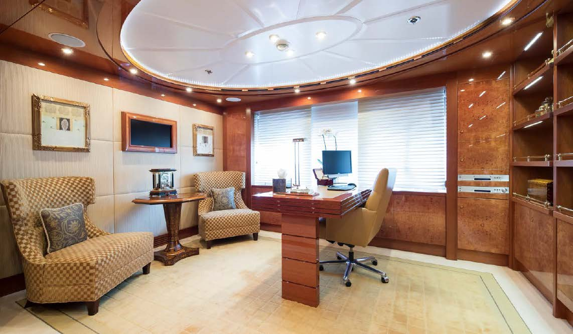 LADY SHERIDAN Yacht for sale Abeking and Rasmussen