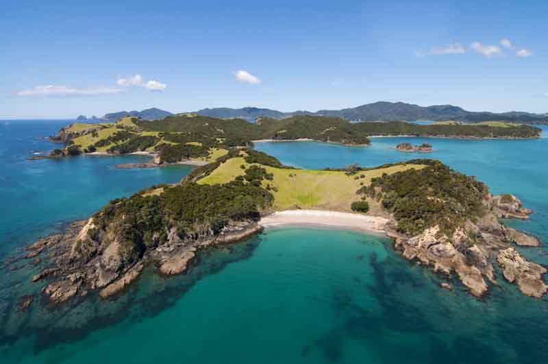 Luxury Yacht Charter New Zealand