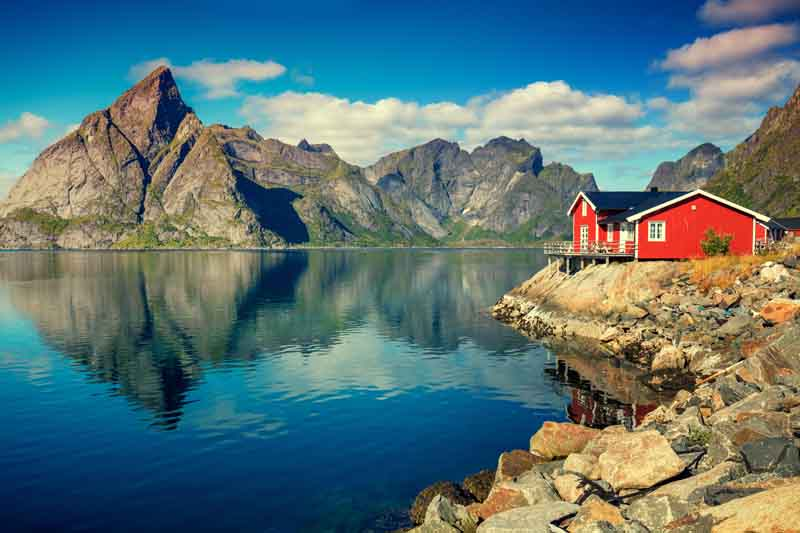 Luxury Yacht Charter in Norway