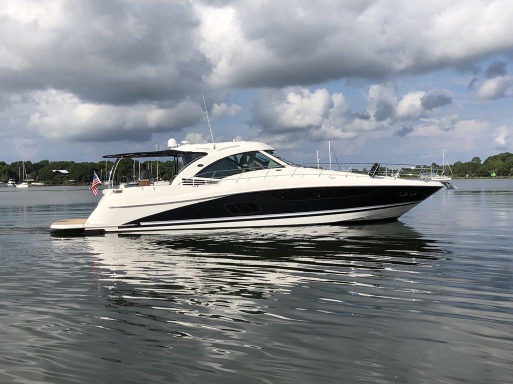 MAXX KNOBS 61′ (18.59m) SEA RAY