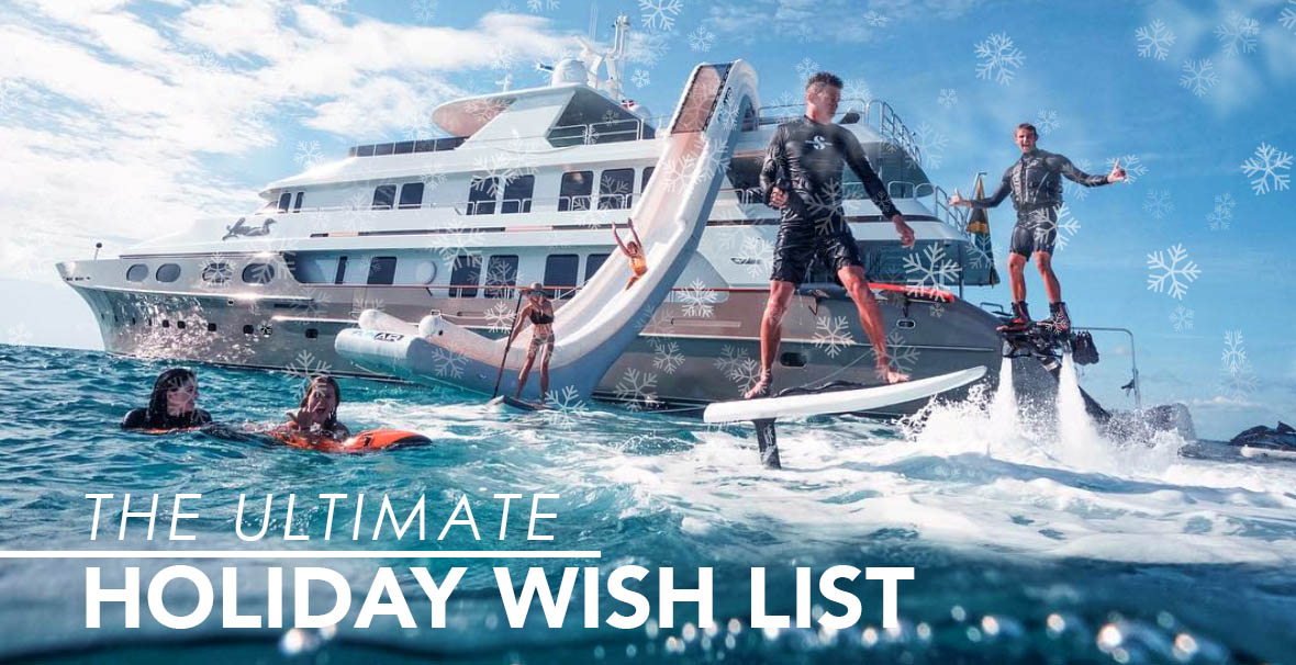The Ultimate Holiday Wish List