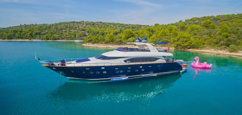 Explore Stunning Croatia Onboard ASHA
