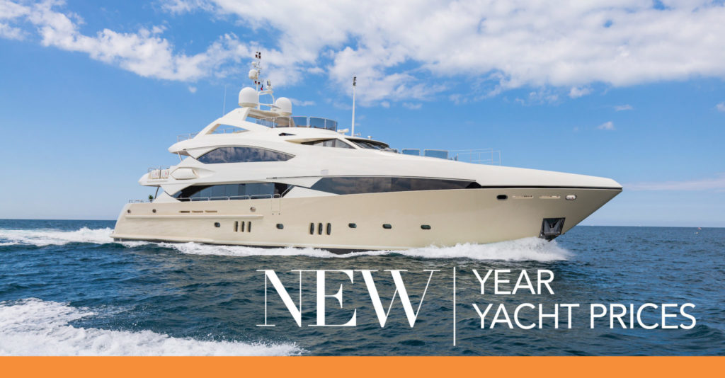 New Year, New Yacht Prices