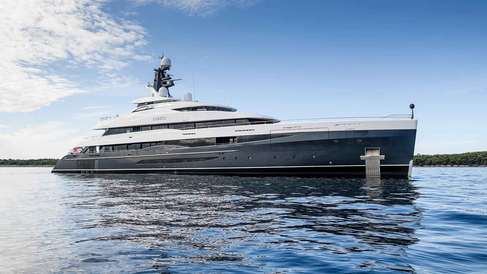 Yacht ELANDESS Sweeps The Competition at the 2019 Boat International Design Awards