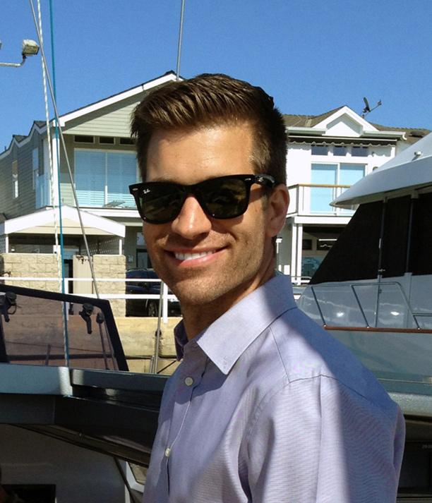 Yacht Designer Adam Voorhees