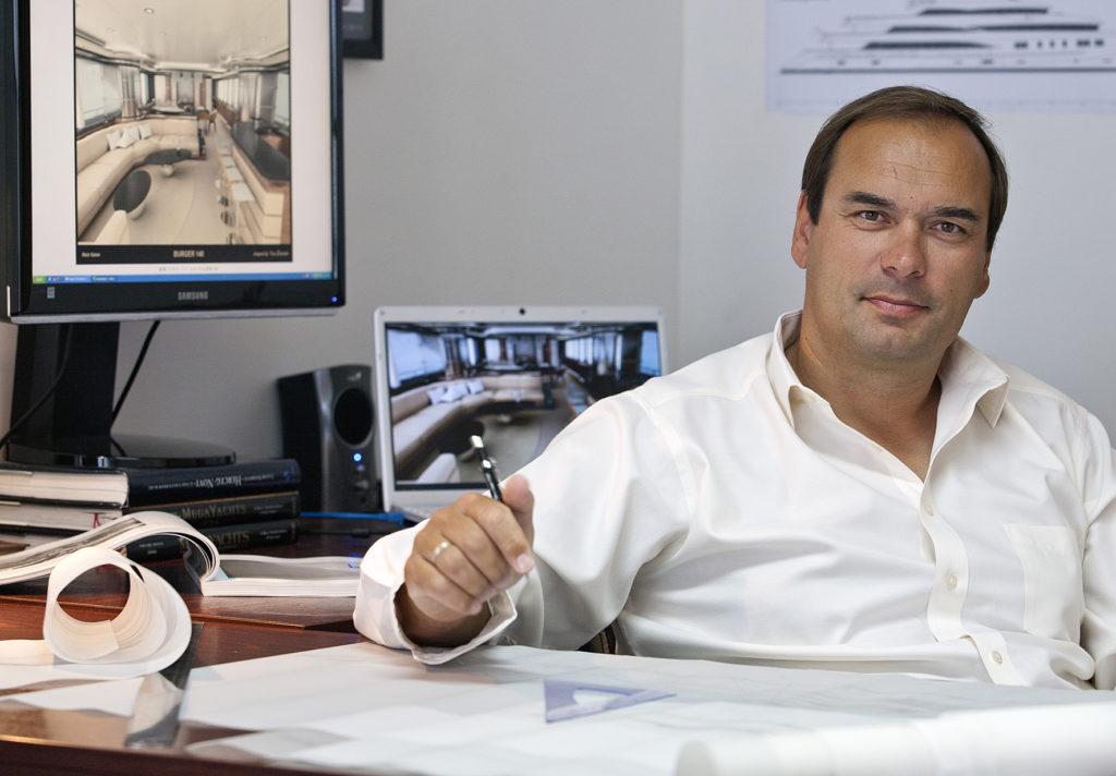 Yacht Designer Ivan Erdevicki