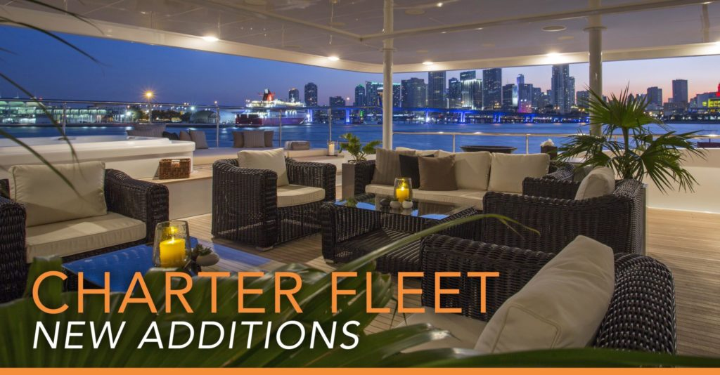Introducing Worth's Newest Charter Fleet Additions