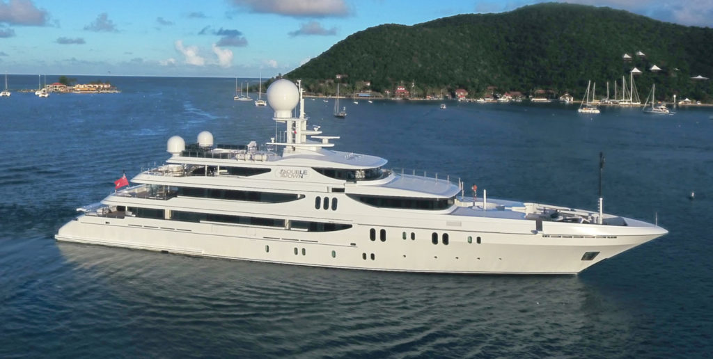 Charter 65m DOUBLE DOWN this Summer in the Mediterranean!
