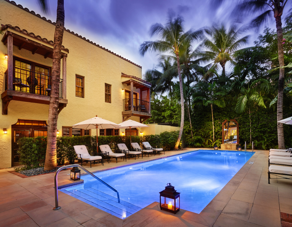 The Brazilian Court Palm Beach Boutique Hotel