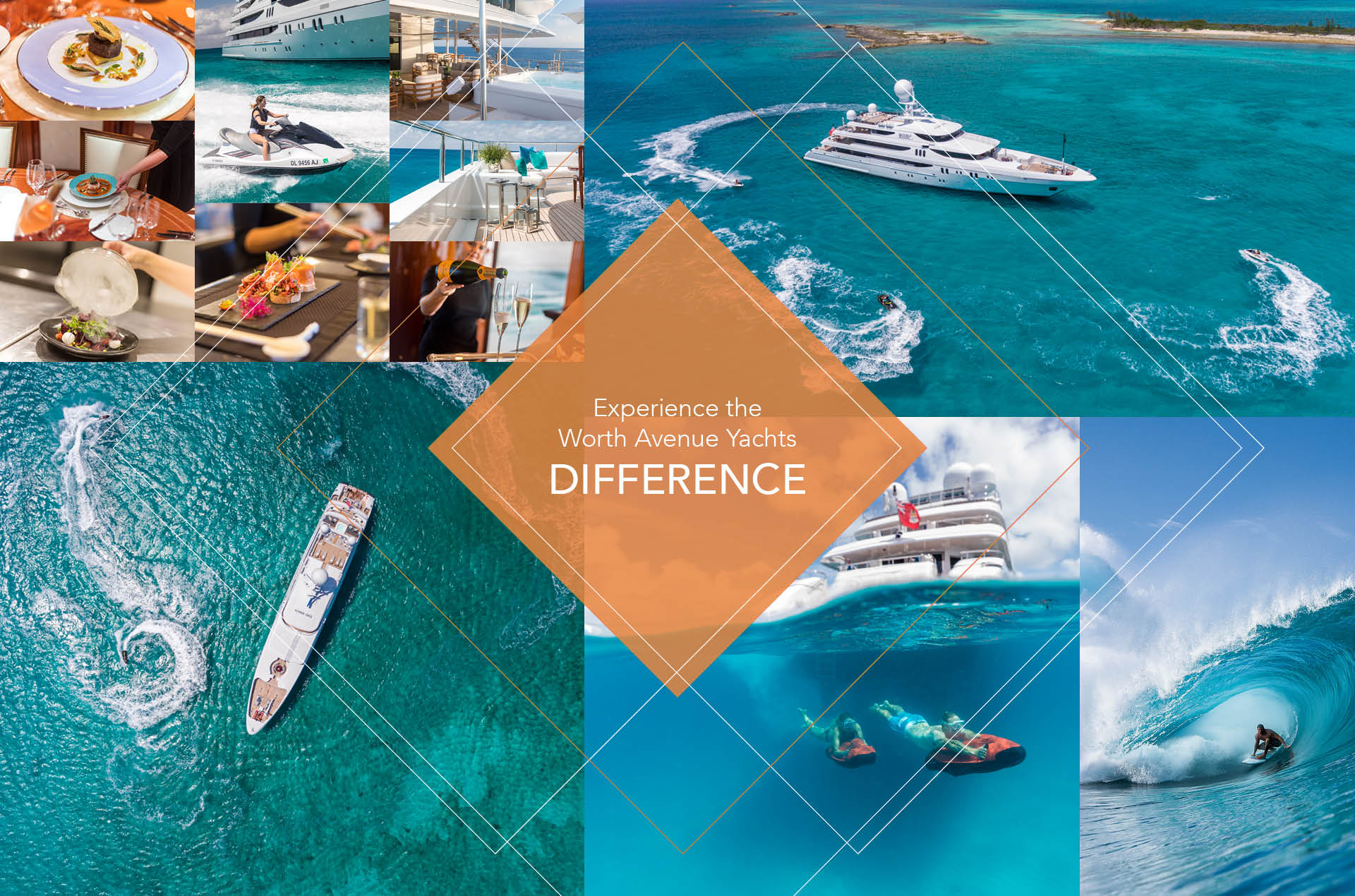 Luxury Yachts for sale and charter