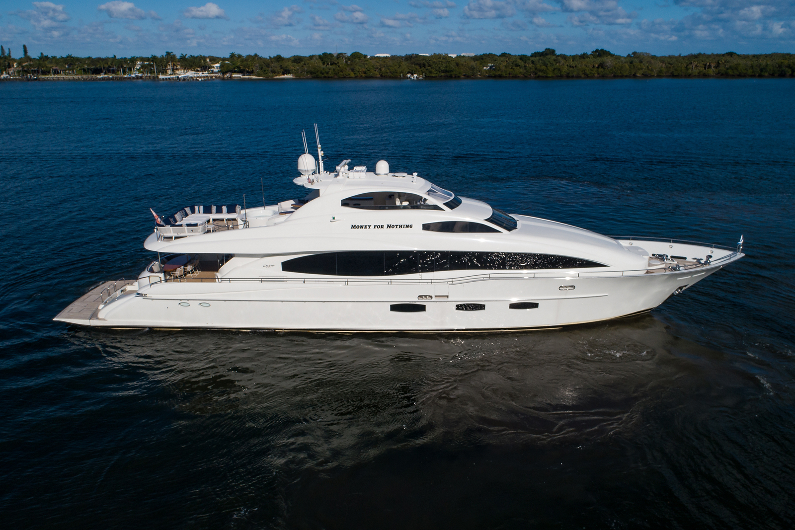 Money For Nothing yacht for charter
