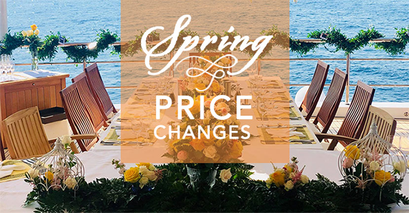 Spring Has Returned, And Yachts Prices Have Been Reduced!