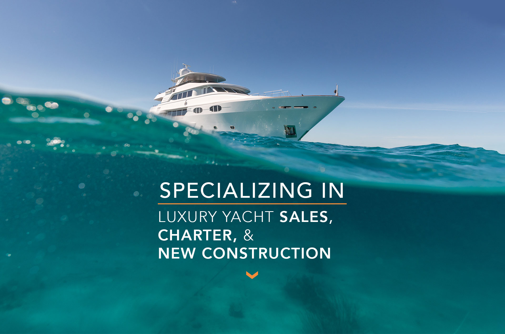 Luxury Yacht Brokerage
