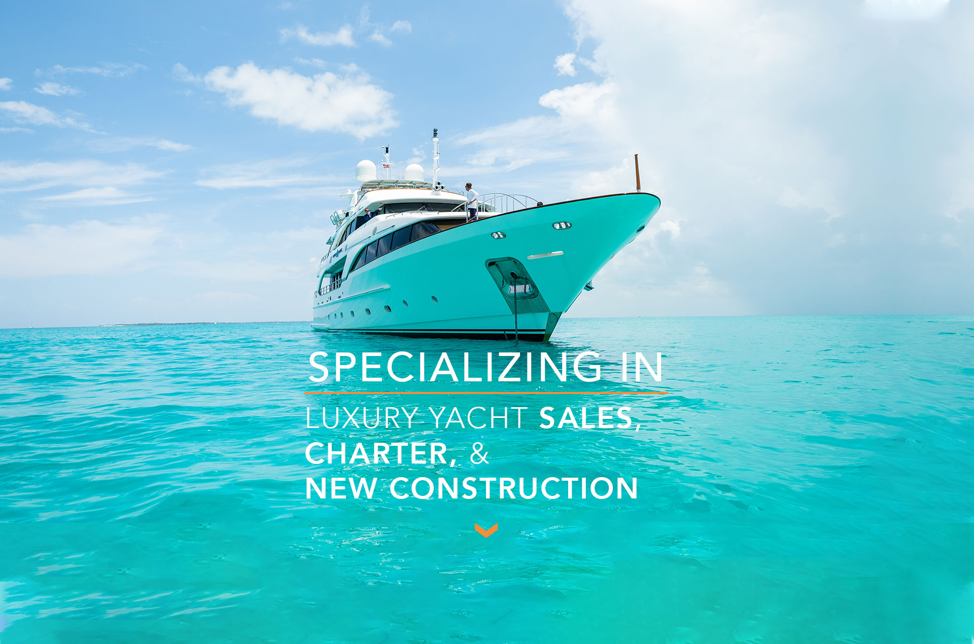Yacht Sales, Yacht Charter, New Yacht Construction