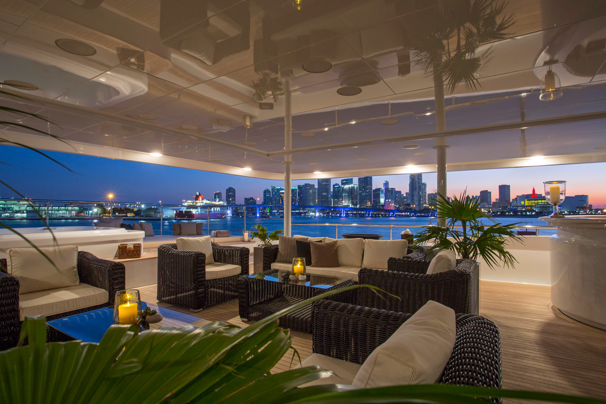 Yacht-for-charter-Miami- Super Bowl