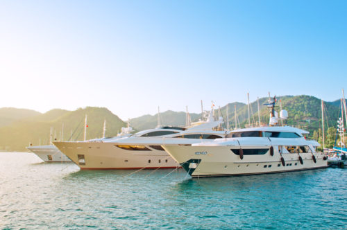 Luxury Yachts For Sale In The 100' - 120' Market   Worth