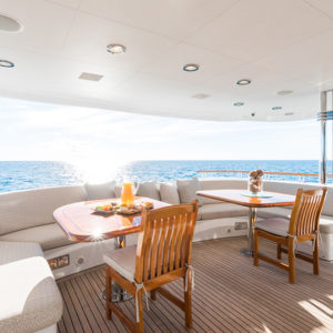 Fitness and Wellness Retreat on a Yacht 37