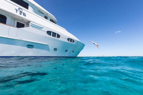 Wellness Retreat Yacht