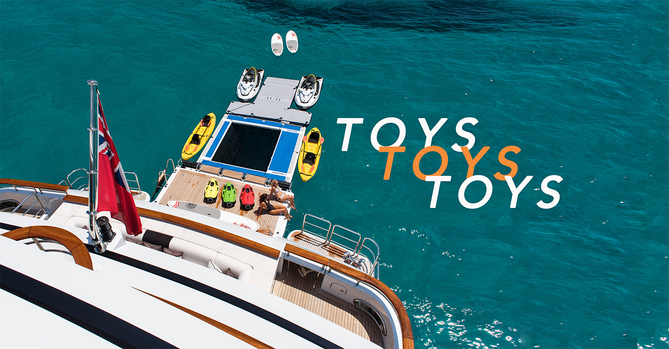 The Hottest Superyacht Toys This Summer