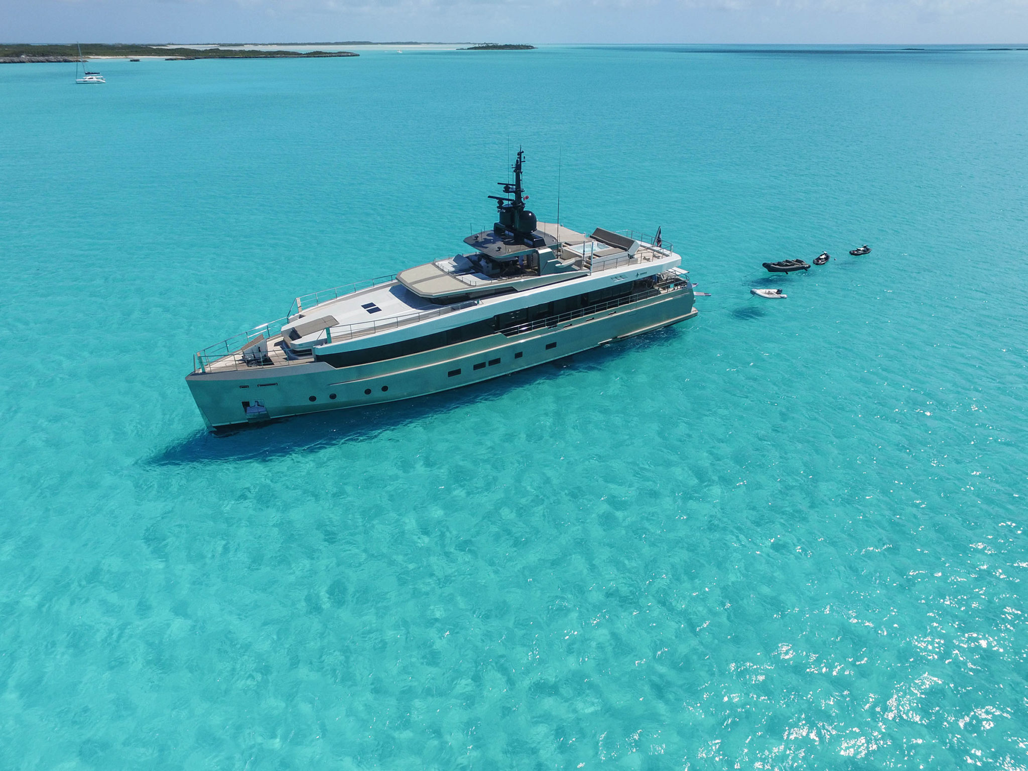 JEDI Yacht for Charter
