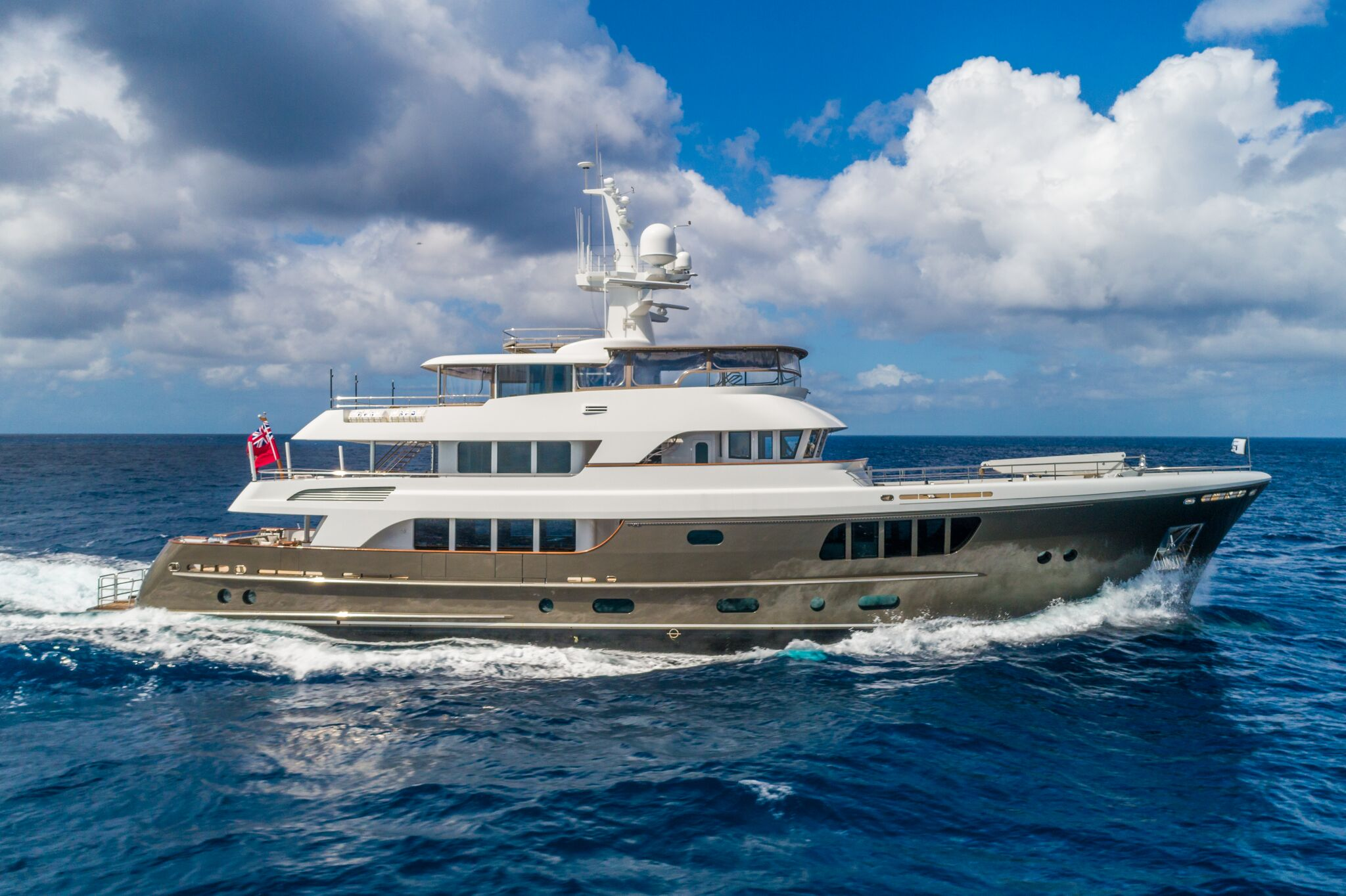 CARYALI 135′ Luxury Yacht For Sale