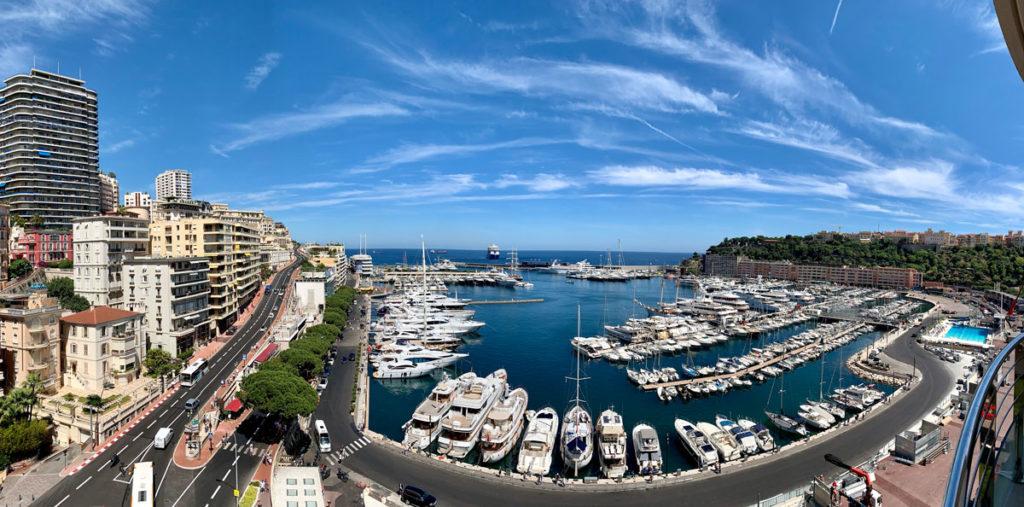 New Worth Avenue Yachts Monaco Office
