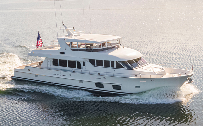 Seattle Boats Afloat 92 Paragon Yacht For Sale