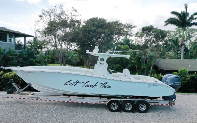 Seattle Boats Afloat Yellowfin Center console for sale
