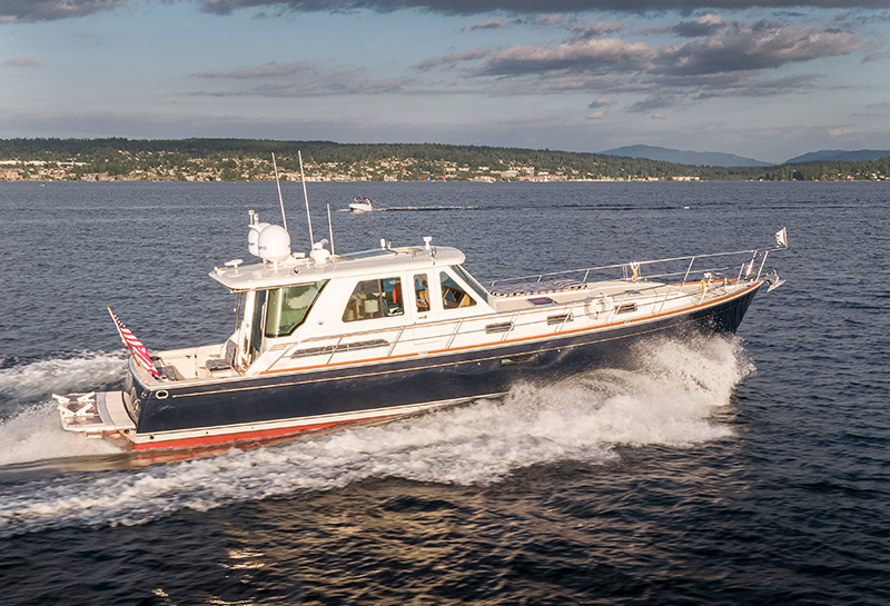 Sabre Yacht For sale