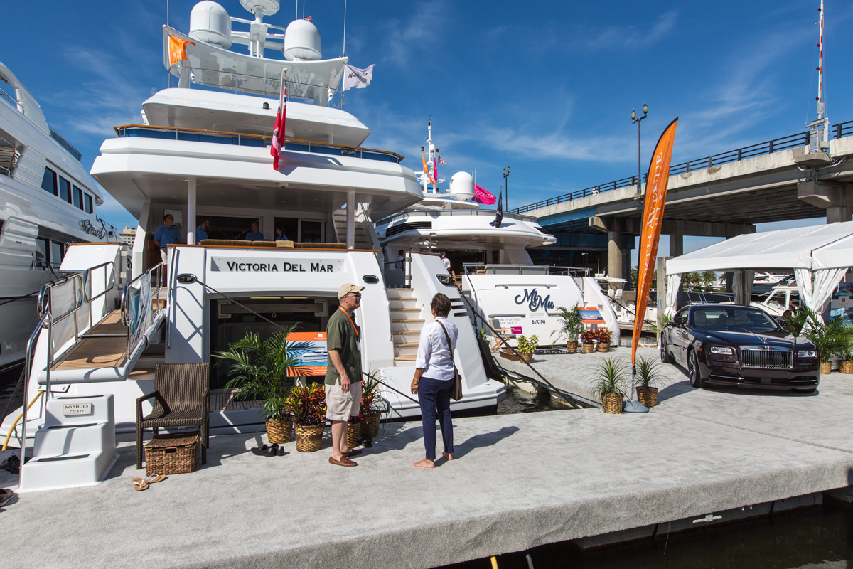 ABOUT THE TOP YACHTS IN FLIBS 2019