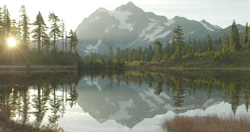 San-Juan-Islands---Mount-Baker