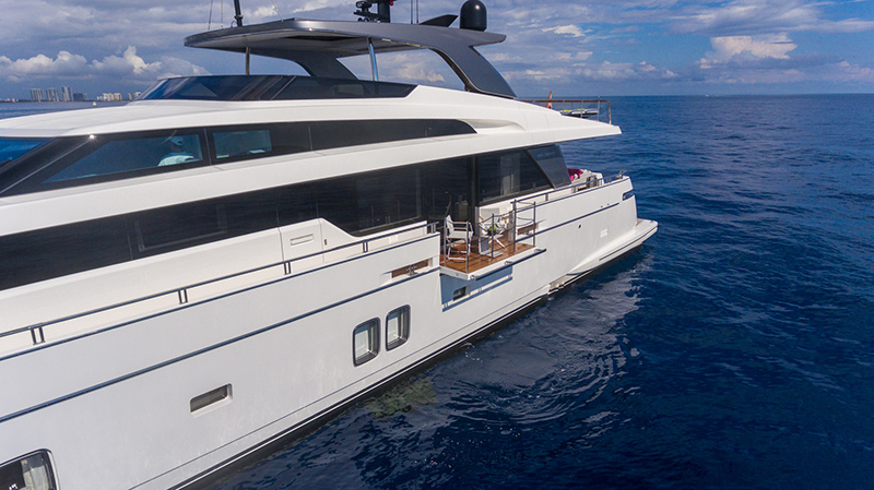 New Sanlorenzo Yacht TIME OUT for Sale