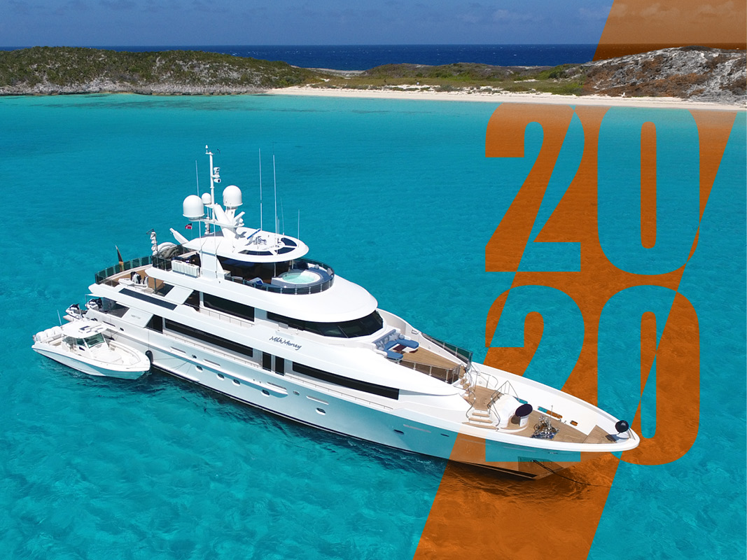 Top yachts for sale 2020