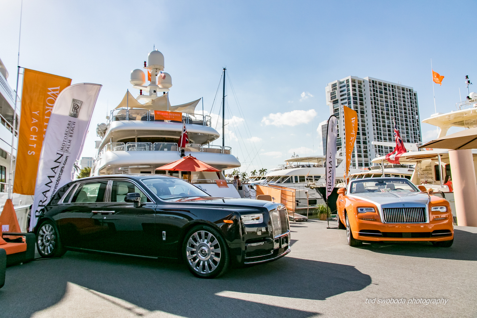 Rolls-Royce and Yachts