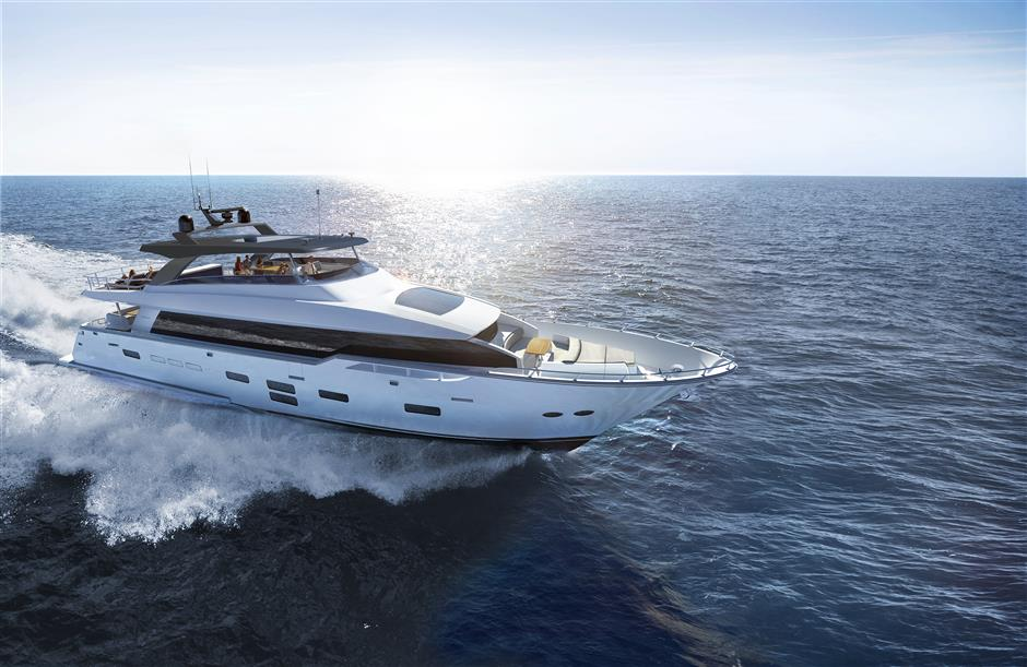 HATTERAS | CABO x WORTH AVENUE YACHTS