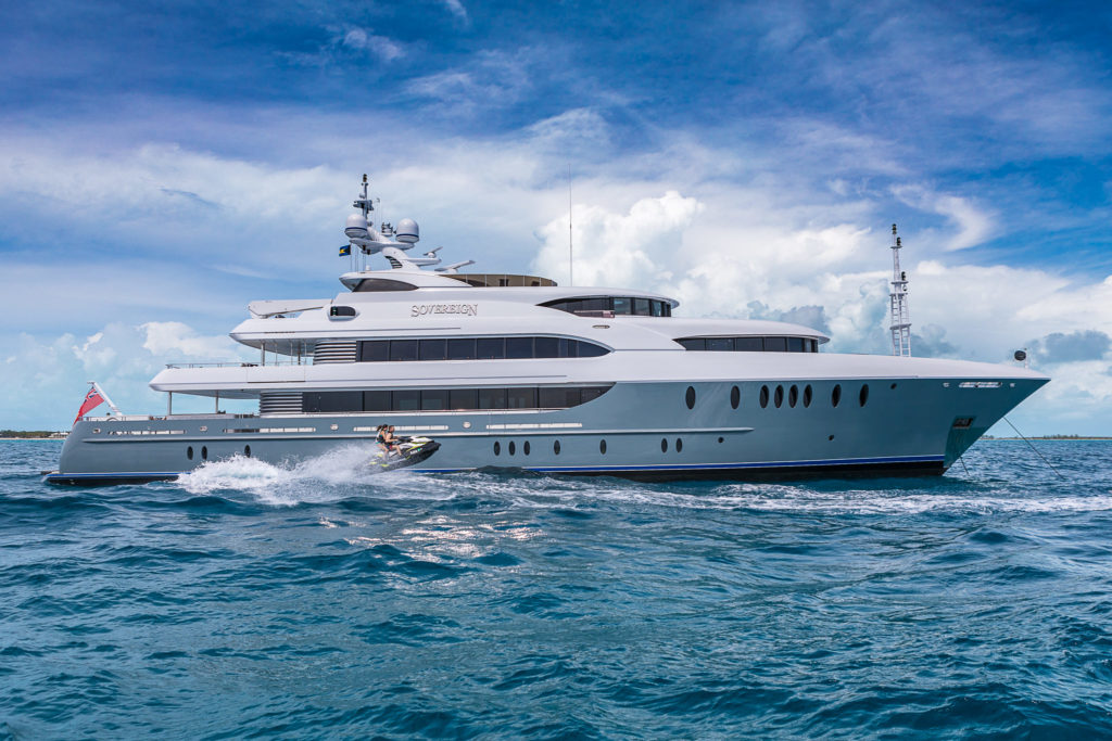 SOVEREIGN Yacht For Sale