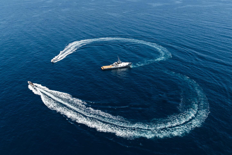 Valentine's Day the Yacht Way