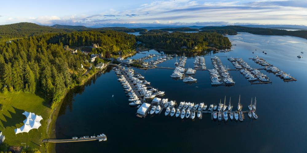 Roche Harbor, The Ultimate Northwest Yachting Destination