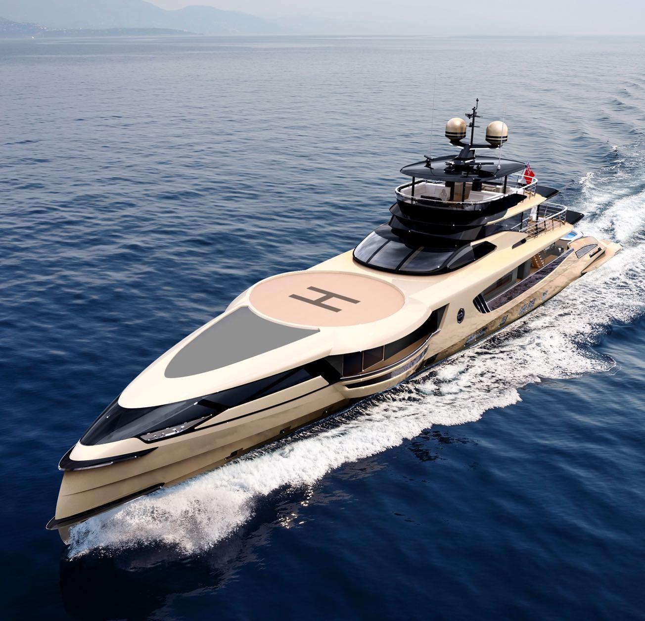 Dynamiq Yacht GTT 160