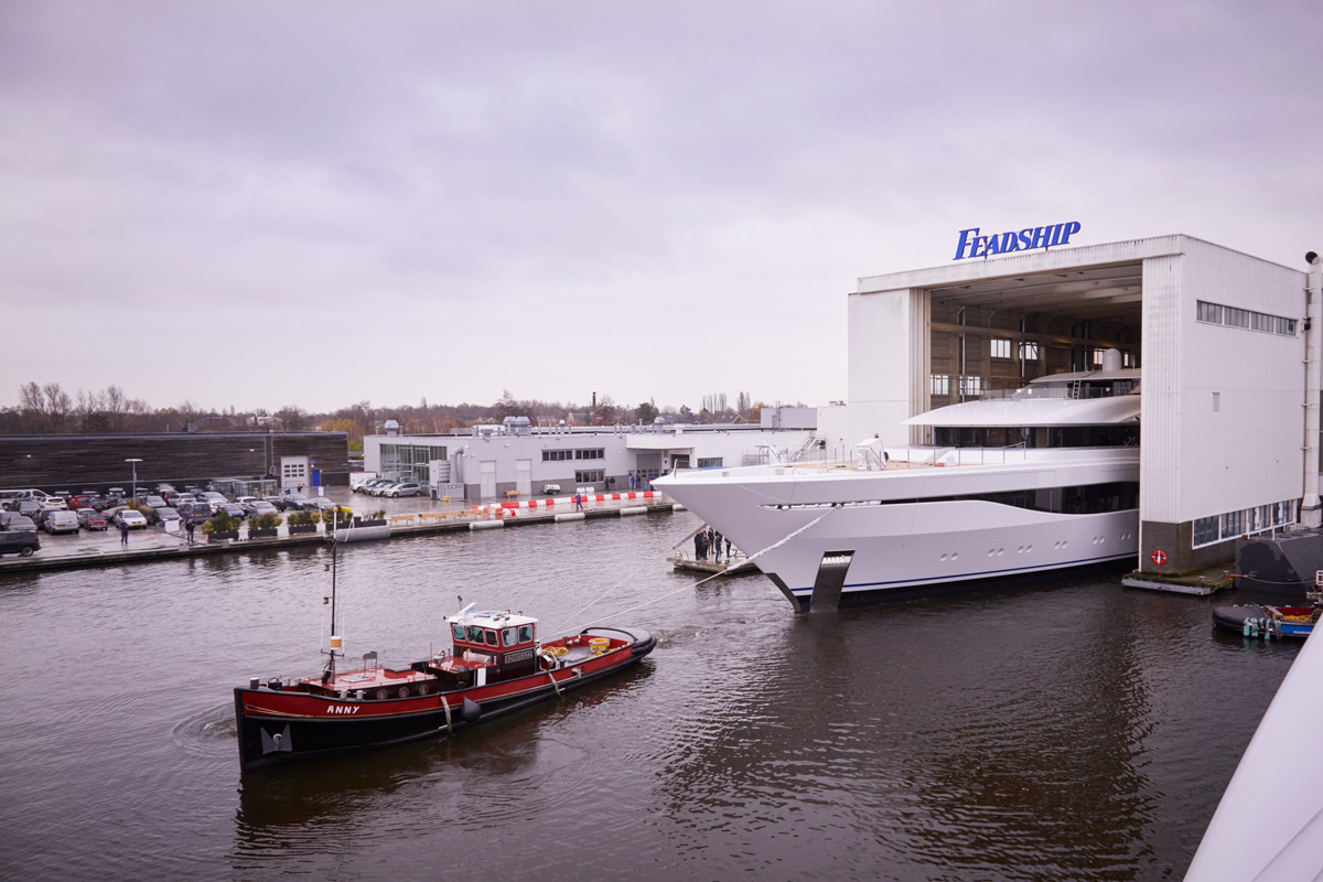 Feadship Project 703