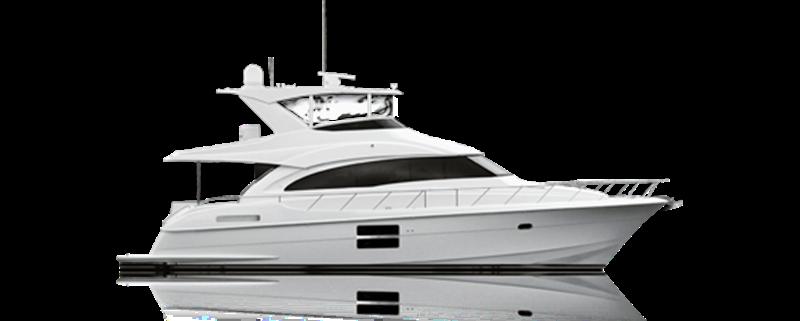 M60 Hatteras Yacht