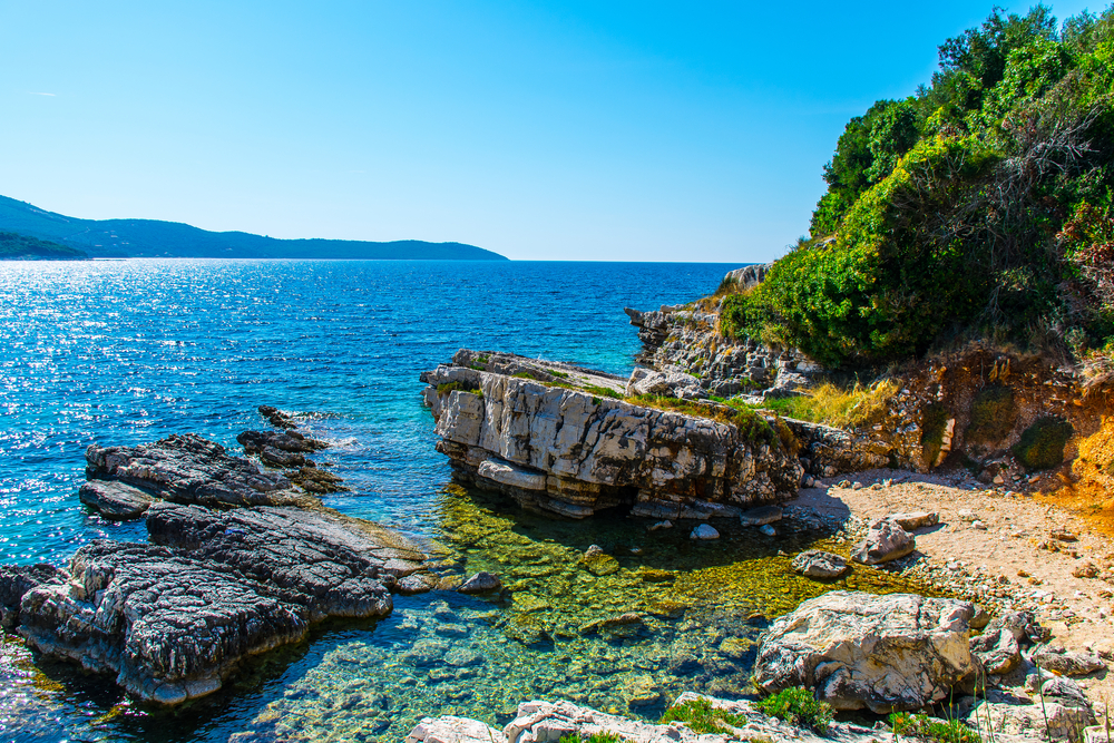 Corfu coast, Ionian Islands yacht charter
