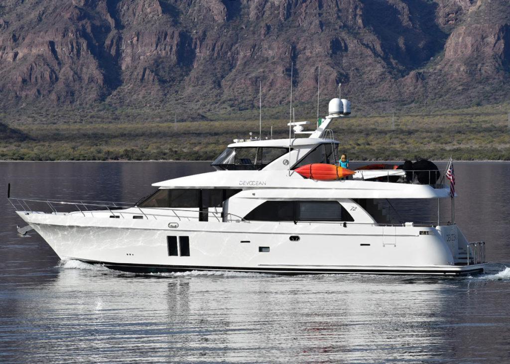 72 Ocean Alexander DEVOCEAN for sale