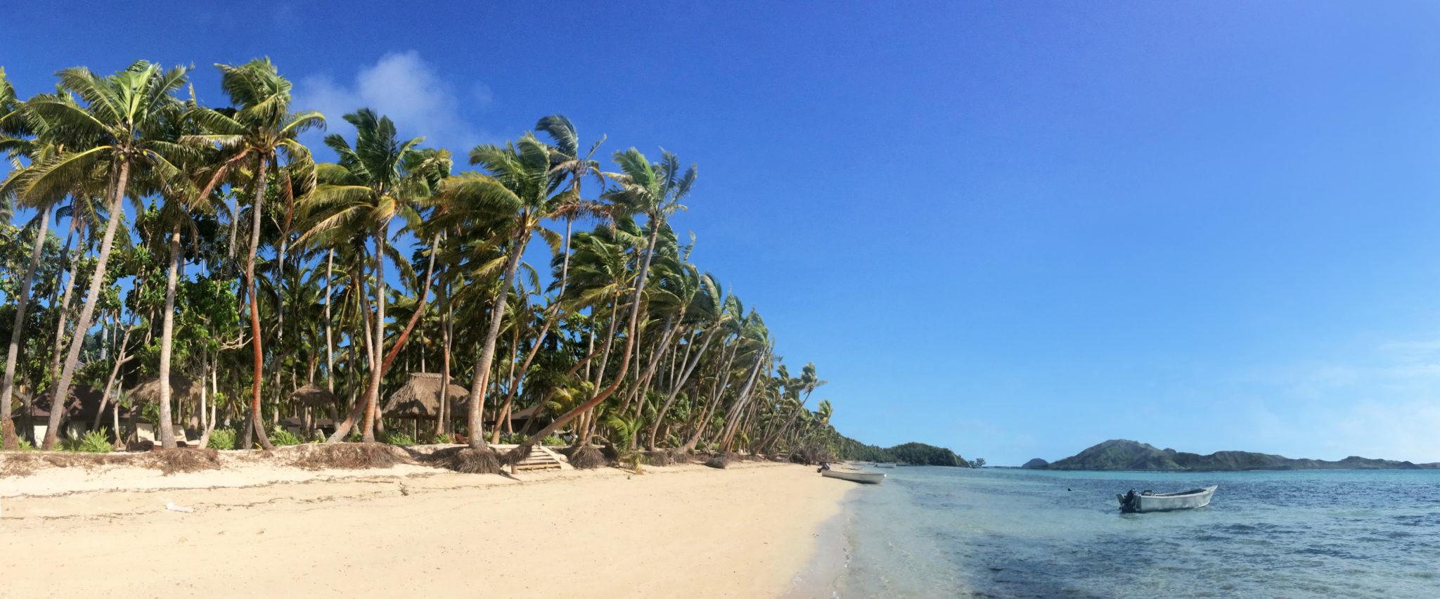 Fiji-yacht-charter-beach