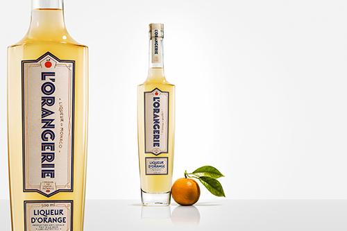 L'Orangerie liqueur found on a Monaco yacht charter