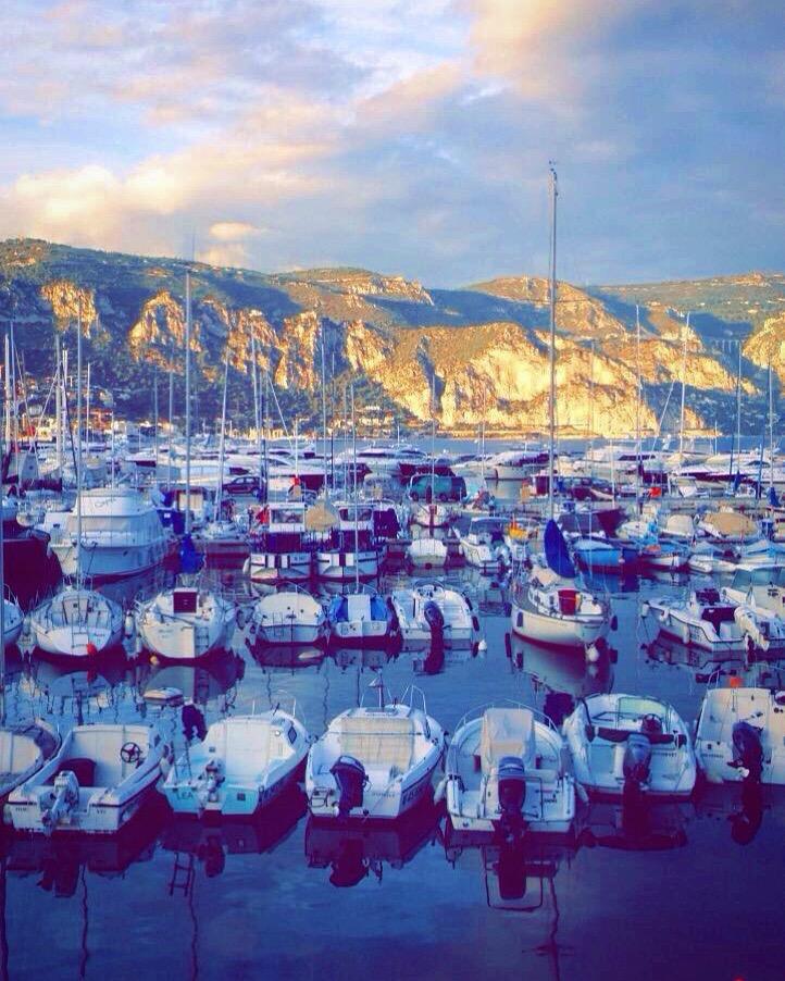 Monaco yacht charter harbor